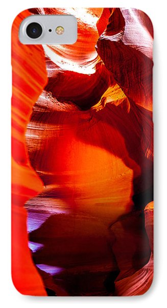 Red Canyon Walls IPhone Case