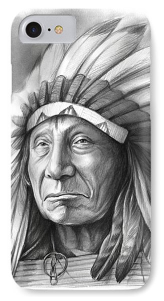 Red Cloud Phone Case by Greg Joens