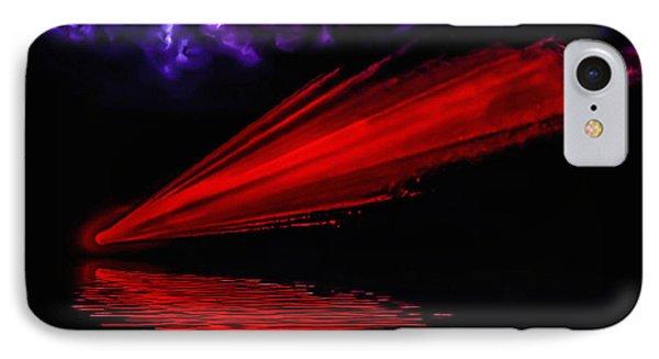 Red Comet IPhone Case