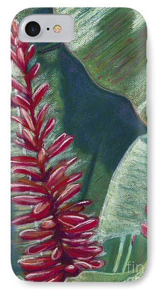 Red Ginger Phone Case by Patti Bruce - Printscapes