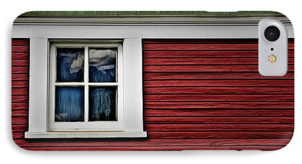 IPhone Case featuring the photograph Red Green by Brad Allen Fine Art