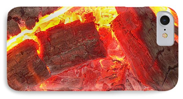 IPhone Case featuring the photograph Red Hot by Betty Northcutt