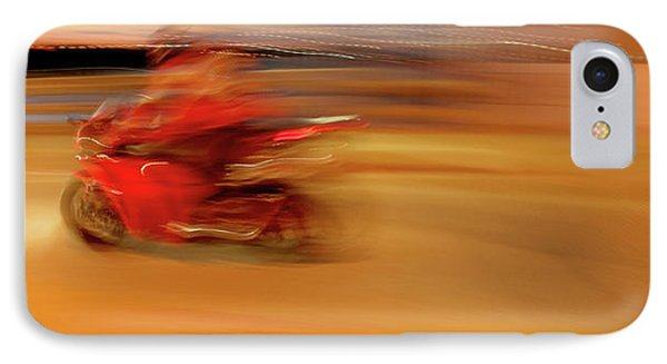 Red Hot Phone Case by Glennis Siverson