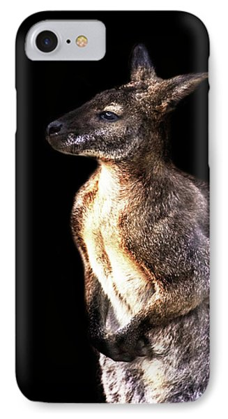 Red Kangaroo IPhone Case