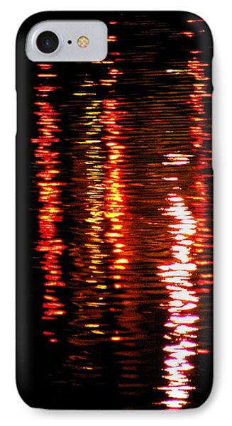 IPhone Case featuring the photograph Red Light by David Dunham