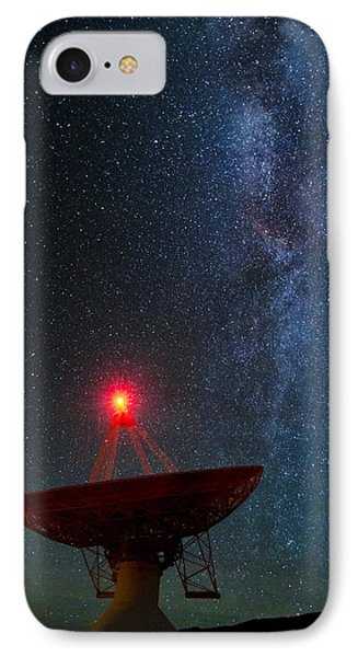 IPhone Case featuring the photograph Red Light District by Sean Foster
