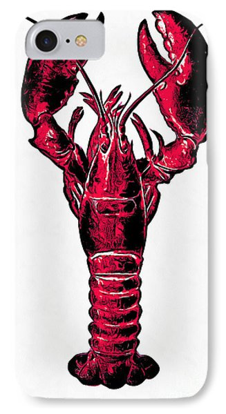 Red Lobster IPhone Case