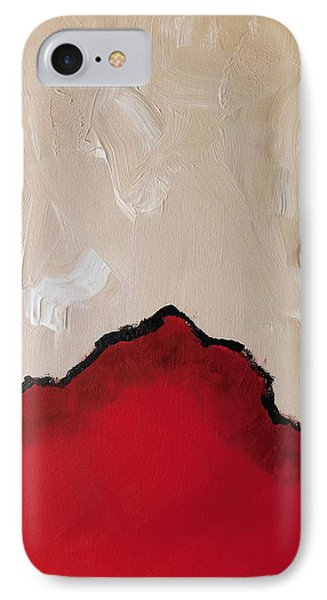 Red Planet IPhone Case by Susan Wooler