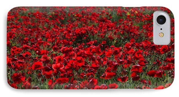 Red Poppies Phone Case by Svetlana Sewell