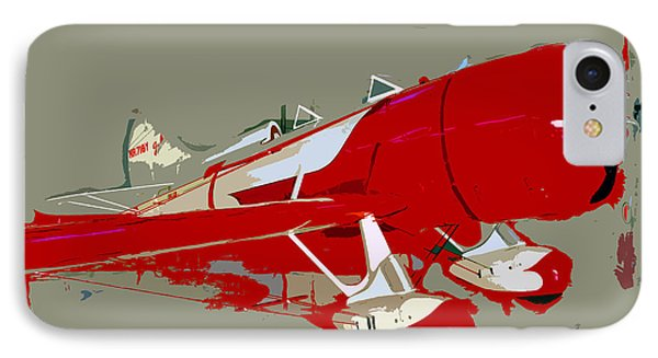 Red Racer Phone Case by David Lee Thompson