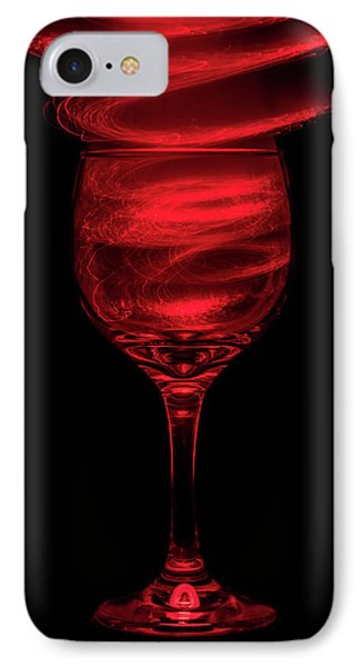 Red Red Wine IPhone Case by Marnie Patchett