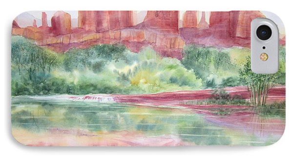 Red Rock Canyon IPhone Case