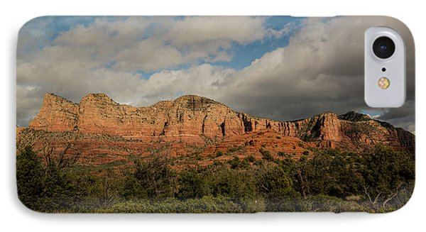 IPhone Case featuring the photograph Red Rock Country Sedona Arizona 3 by David Haskett