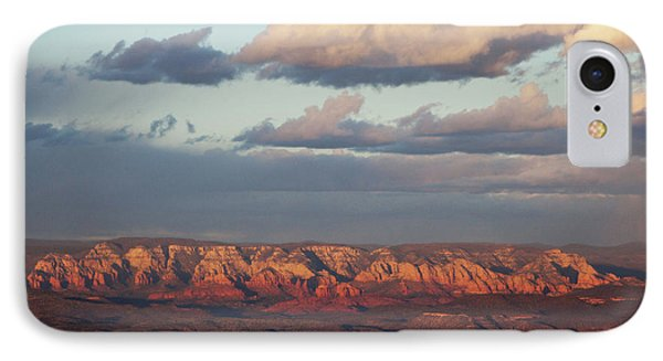 IPhone Case featuring the photograph Red Rock Crossing, Sedona by Ron Chilston