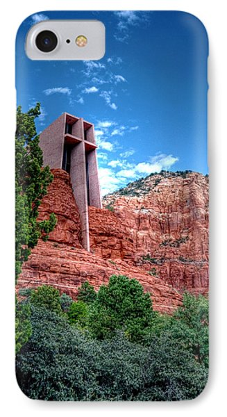 Red Rock Spirituality IPhone Case by Anthony Citro