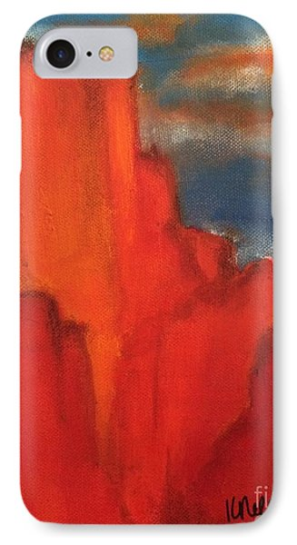 Red Rocks IPhone Case by Kim Nelson
