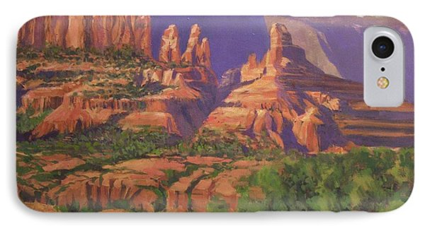 Red Rocks Sedona IPhone Case