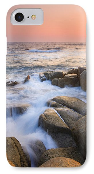 Red Sky At Morning IPhone Case by Mike  Dawson