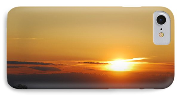 Red Sky Sunset IPhone Case