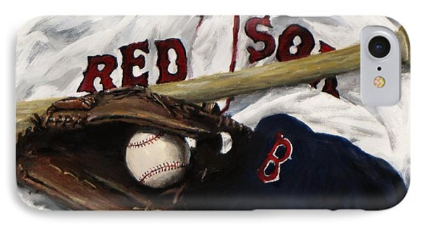 Red Sox Number Nine IPhone 7 Case