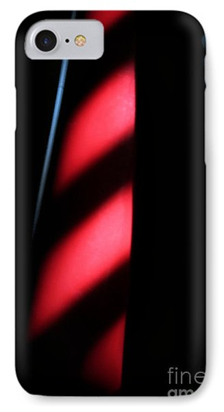 Red Stripes IPhone Case