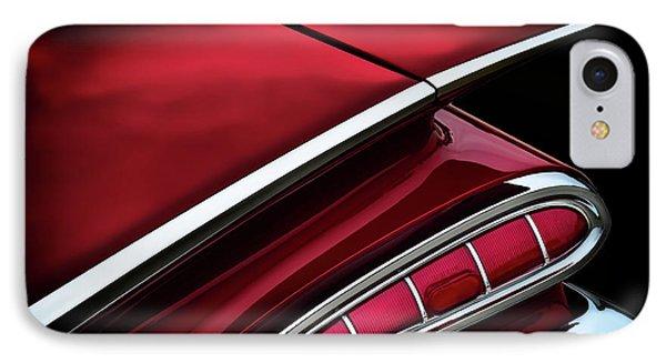 Red Tail Impala Vintage '59 Phone Case by Douglas Pittman