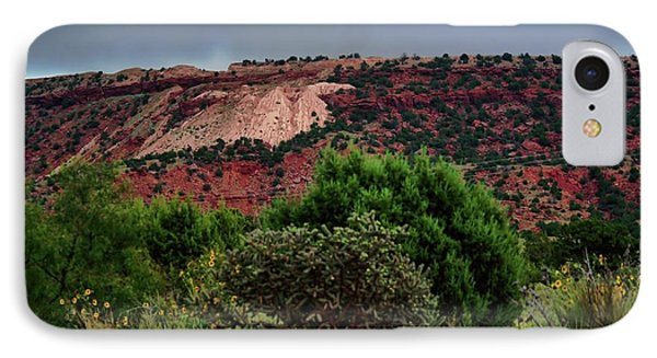 IPhone Case featuring the photograph Red Terrain - New Mexico by Diana Mary Sharpton