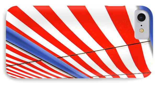 IPhone Case featuring the photograph Red White And Blue by Paul Wear