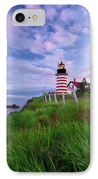 Red, White And Blue - Vertical IPhone Case by Michael Blanchette