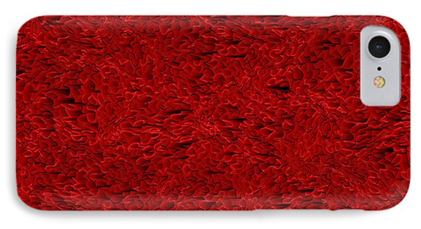 Red.405 IPhone Case