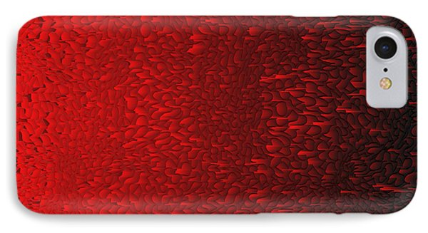 Red.411 IPhone Case