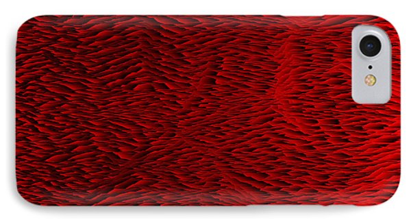 Red.428 IPhone Case by Gareth Lewis