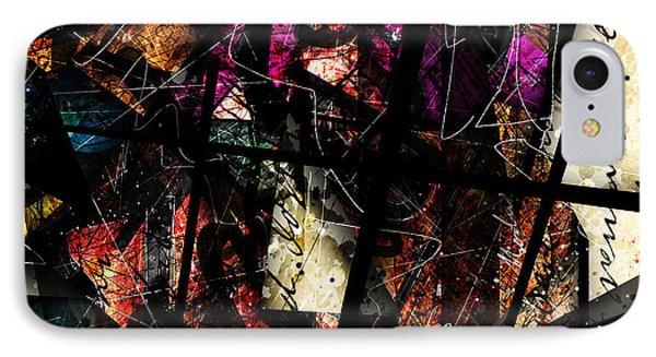 Redemption IPhone Case by Gary Bodnar