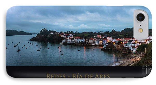 Redes Ria De Ares La Coruna Spain IPhone Case by Pablo Avanzini