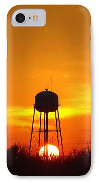 Redneck Water Heater For Whole Town IPhone Case by J R Seymour
