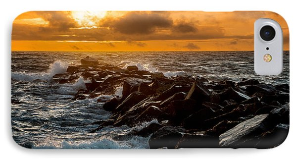 Redondo Beach Sunset IPhone Case