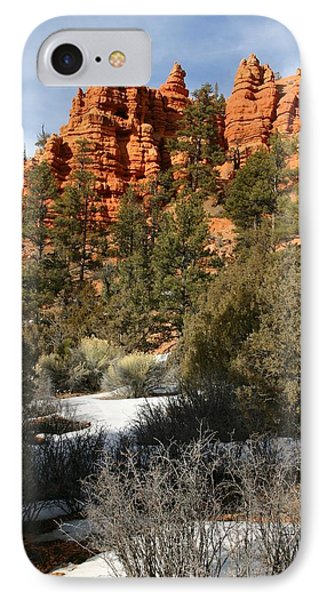 Redrock Winter IPhone Case