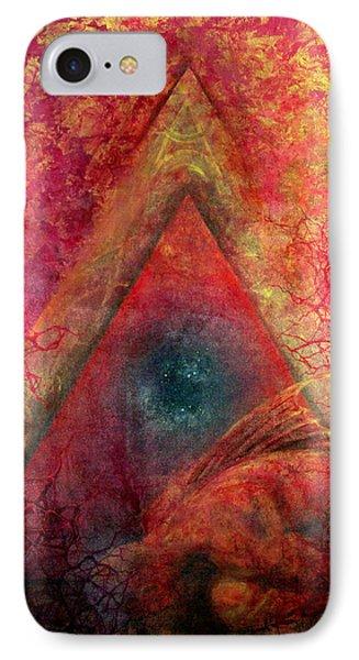 Redstargate IPhone Case by Ashley Kujan