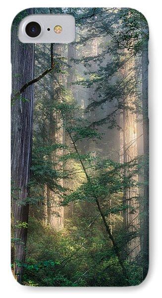 Redwood Network IPhone Case