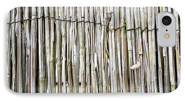 Reed Background IPhone Case by Tom Gowanlock