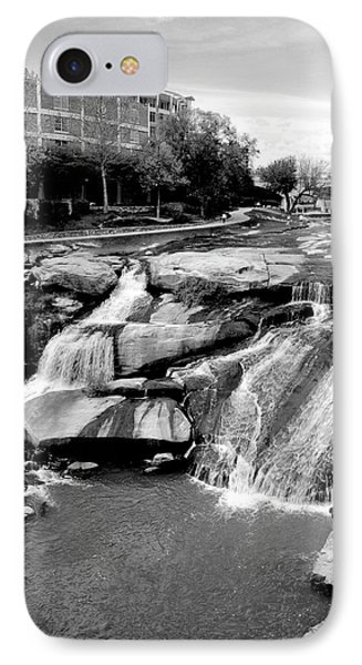 IPhone Case featuring the photograph Reedy River by Corinne Rhode