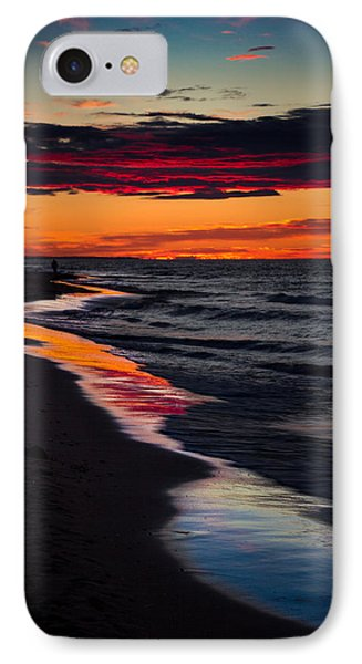 Reflect On This IPhone Case by Peter Scott