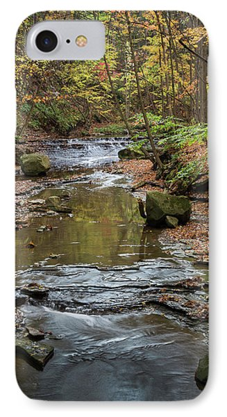 IPhone Case featuring the photograph Reflecting Autumn by Dale Kincaid