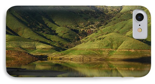Reflection And Shadows IPhone Case by Debby Pueschel