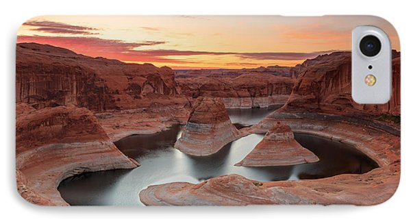 Reflection Canyon IPhone Case