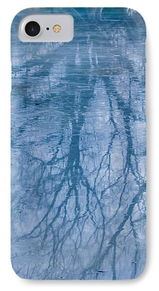 Reflection January 2016 IPhone Case by Leif Sohlman
