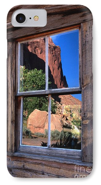 Reflection Of Beauty IPhone Case by Sandra Bronstein