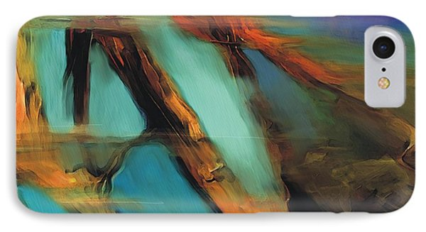 Reflections IPhone Case by Bob Salo