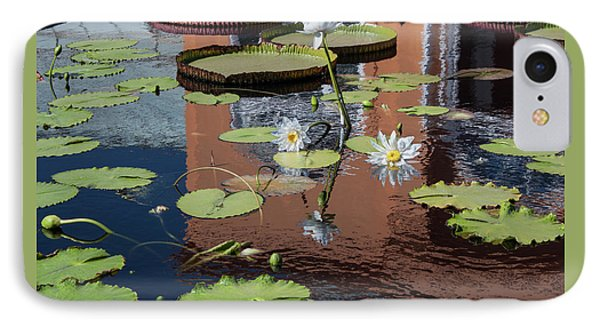 IPhone Case featuring the photograph Reflections II by Suzanne Gaff