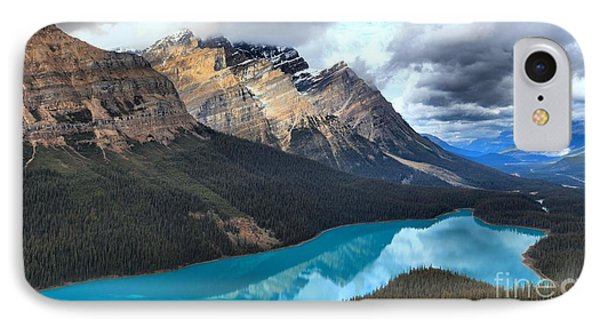 Reflections In Peyto IPhone Case